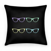 Glasses Pillow