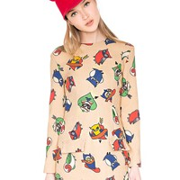 Goldie Owl Dress