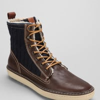 Fred Perry Driscoll Knit Boot - Urban Outfitters