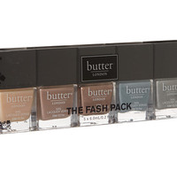 Butter London Boxing Day Promotion Fash Pack - Neutral 1 oz