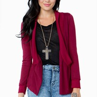 Double Pocket Cardi