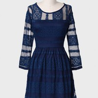 On The Guest List Lace Dress