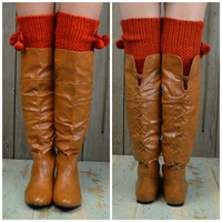 Victory Tan Lace Up Boots