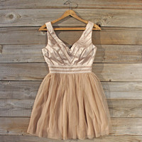 Hazy Notes Dress