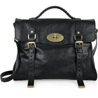 Mulberry Oversized Alexa leather bag
