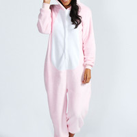 Tabatha Kitty Kat Hooded Animal Onesuit