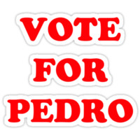 Vote for Pedro  T-Shirts & Hoodies