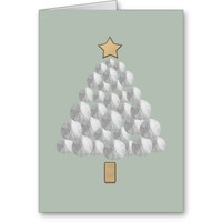Sand Dollar Christmas Tree (pastel green)