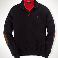 Half-Zip Pima Cotton Pullover