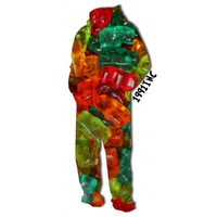 ☮♡ Gummy Bear Onesuit Jumpsuit ✞☆