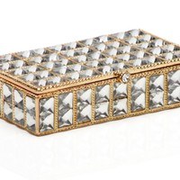 Crystal Stud Box | | Z Gallerie