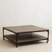 Large Decker Coffee Table