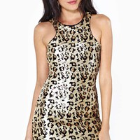 Nine Lives Sequin Dress