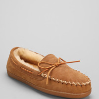 Minnetonka Sheep Hardsole Moccasin - Urban Outfitters