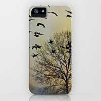 Bird Watching  - JUSTART © iPhone & iPod Case by JUSTART