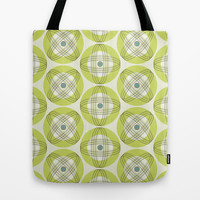 Into Orbit Tote Bag by Heather Dutton