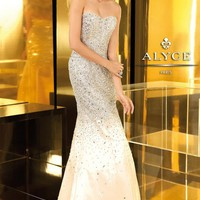 Claudine 2208 Formal Dress Gown