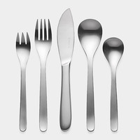 Yanagi Flatware, Five Piece Set