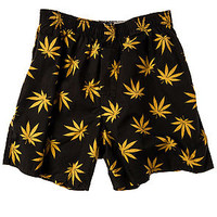 The Plantlife Boxers in Black