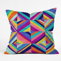 Jacqueline Maldonado Hybrid 1 Outdoor Throw Pillow