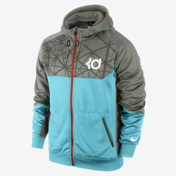 KD PRECISION MOVES HERO FULL-ZIP
