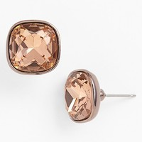 Givenchy Cushion Stone Stud Earrings | Nordstrom