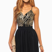 Twisted Nights Dress $46
