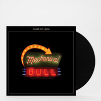 Kings Of Leon - Mechanical Bull 2XLP - Urban Outfitters