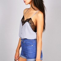 Lace Infatuation Body Suit