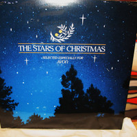 Amazing The Stars Of Christmas Vinyl Record LP 33 RCA Special Product AVON 1988 Sealed