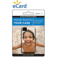 Walmart: (Email Delivery) Custom Case-Mate Apple iPhone 4/4s Photo Case