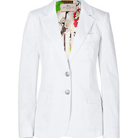 Etro - Stretch Cotton Blazer