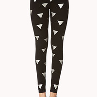 Luxe Geo Leggings