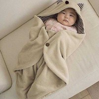 Gremlins Baby Infant Toddler Newborn Outdoor Quilt Blankets Warm Sleeping Bag