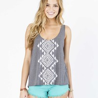 PYRAMID COVE TANK TOP