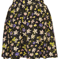 WILD FLOWER FLIPPY SKIRT
