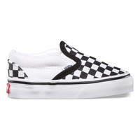 Checkerboard Slip-On, Toddlers
