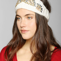 Princess Beaded Earwarmer - Urban Outfitters