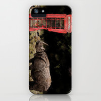 Wrong Number iPhone & iPod Case by Galen Valle