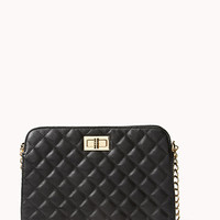 Chic Quilted Crossbody