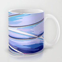 Re-Created Web of Lies4 Mug by Robert S. Lee