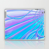 Re-Created Web of Lies1 Laptop & iPad Skin by Robert S. Lee