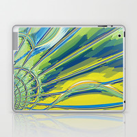 Re-Created Web of Lies3 Laptop & iPad Skin by Robert S. Lee