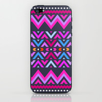 Mix #482 iPhone & iPod Skin by Ornaart