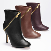 Double-zip Bootie - VS Collection - Victoria's Secret