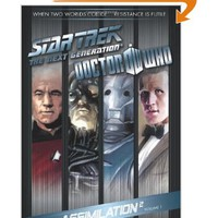 Star Trek: The Next Generation / Doctor Who: Assimilation 2 Volume 1 (Star Trek/Doctor Who) [Paperback]