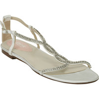 Pink Paradox London Gladiator Flat - David's Bridal