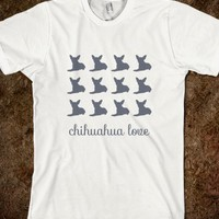 Skreened Chihuahua Love Tee