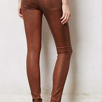 Paige Edgemont Coated Leggings