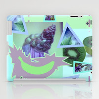 tropical banana iPad Case by austeja saffron